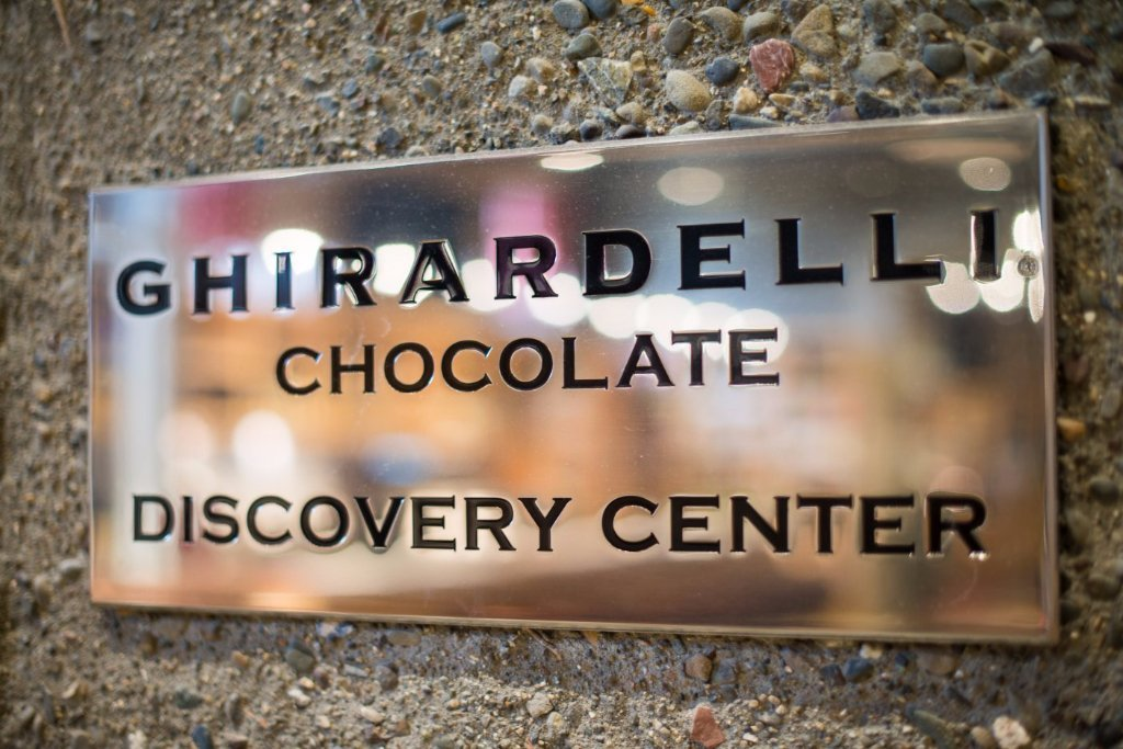 See our chocolatier in action in the Ghiradelli Chocolate Discovery Center